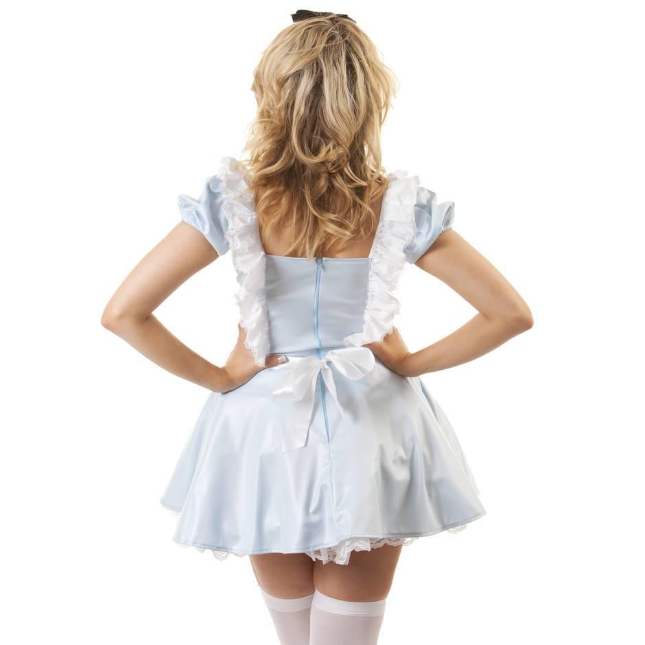 Classified Alice in Wonderland Costume